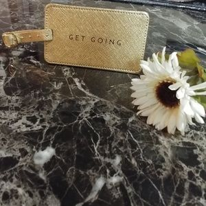 "Accessories - ""Get Going"" Luggage Tag NEW!"